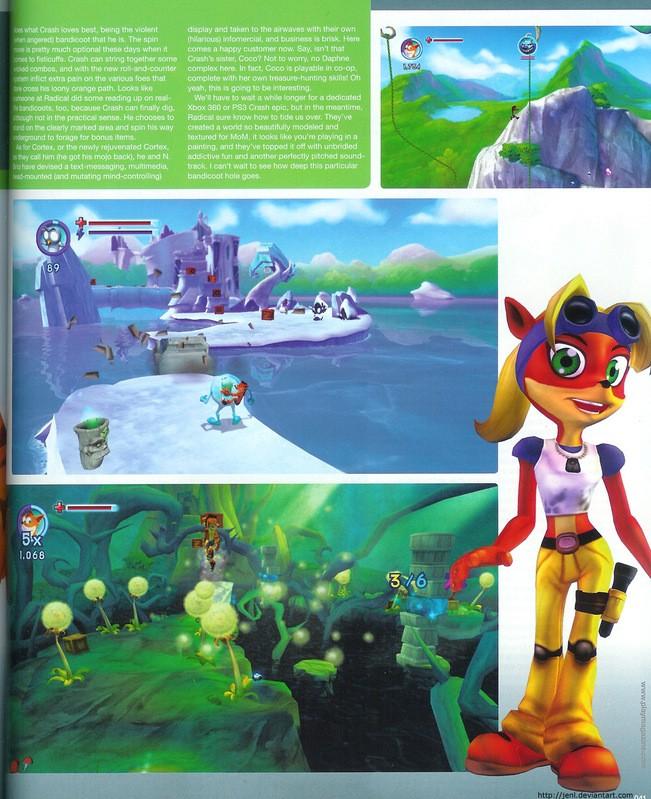 scans d'un magazine Momart11