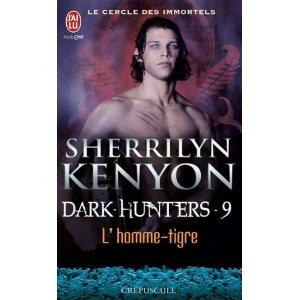 LE CERCLE DES IMMORTELS - DARK HUNTERS (Tome 09) L'HOMME TIGRE de Sherrilyn Kenyon 51hfnw10