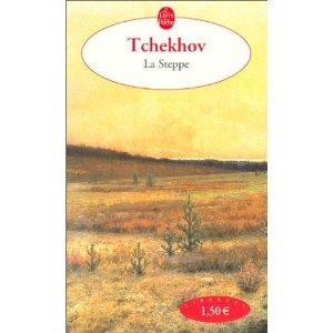 LA STEPPE de Anton Tchekhov 51p40q10
