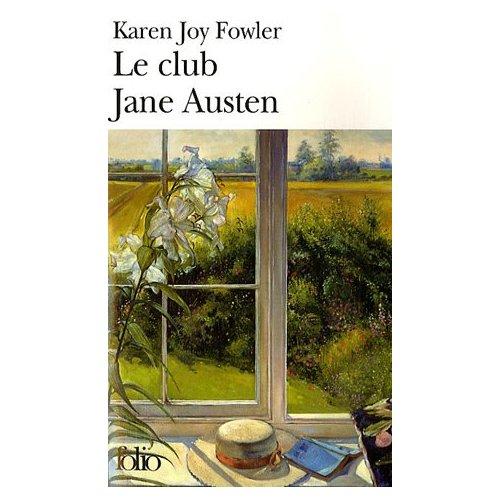 LE CLUB JANE AUSTEN de Karen Joy Fowler 51xqwo10