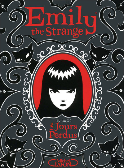 EMILY THE STRANGE (Tome 1) de Rob Reger 97827410