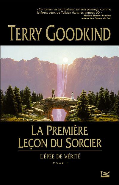 L'ÉPÉE DE VÉRITÉ (Tome 01) LA PREMIÈRE LEÇON DU SORCIER de Terry Goodkind 97829110