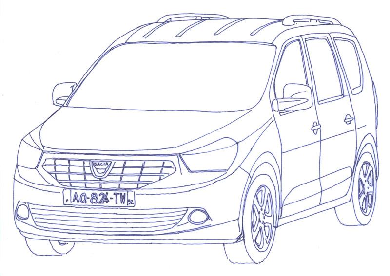 2012 - [Dacia] Lodgy Monospace [J92] - Page 6 Daciam10