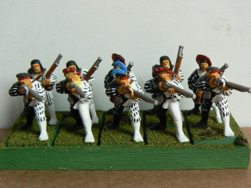 Voici mon armée d'Ostland 1510