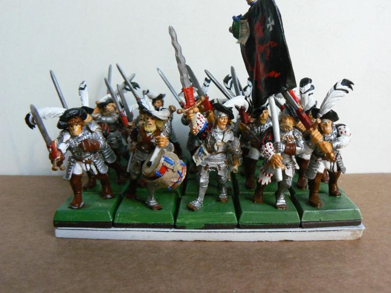 Voici mon armée d'Ostland 1710