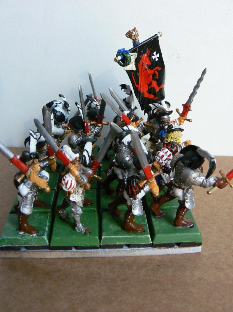 Voici mon armée d'Ostland 1810