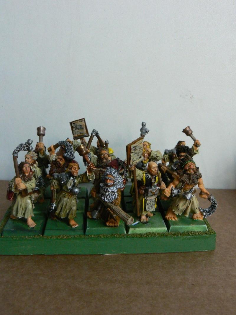 Voici mon armée d'Ostland 2110