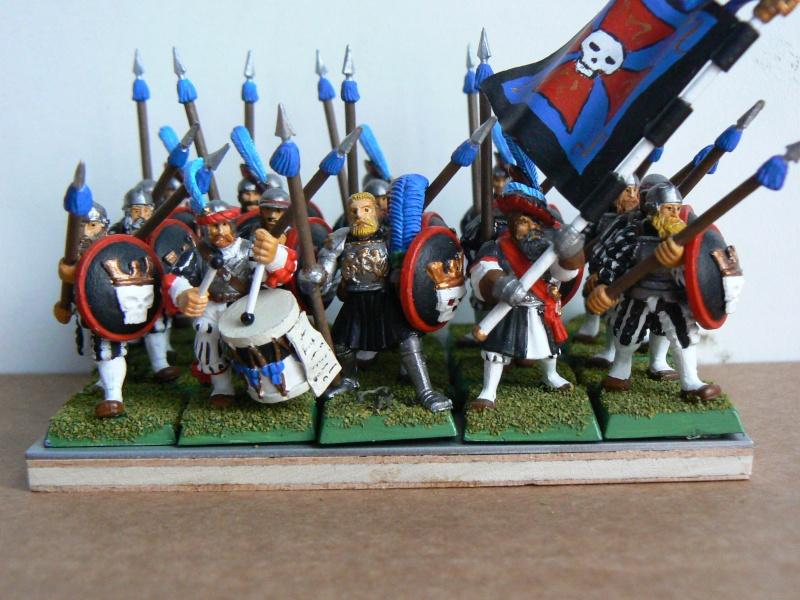 Voici mon armée d'Ostland 710