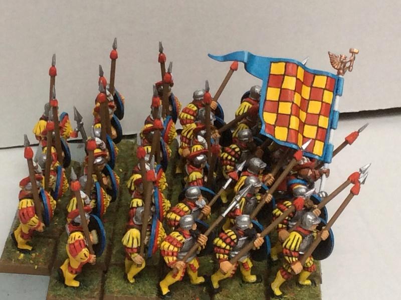 Mon Armée de L'Empire traditionnelle. Img_0418