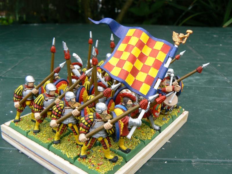 Mon Armée de L'Empire traditionnelle. Lancie10