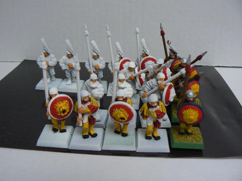 Mon Armée de L'Empire traditionnelle. P1140736