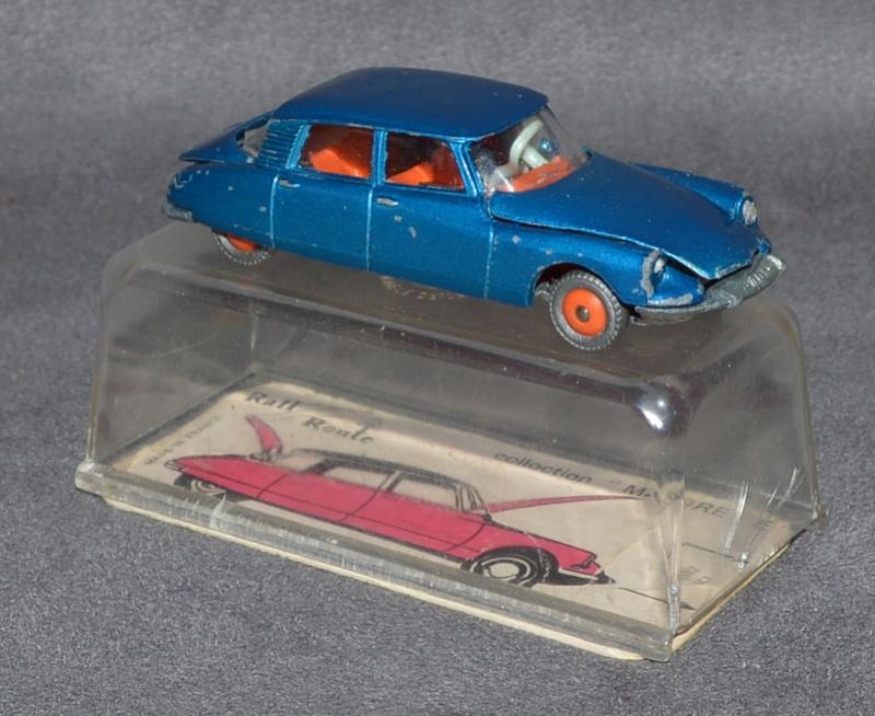 N°13 Citroën DS 21 - Page 4 Majore11