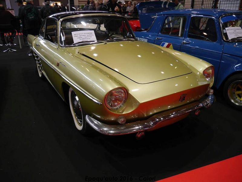 [69][4-5-6/11/2016] 38ème Salon International Epoqu'auto. P1020816