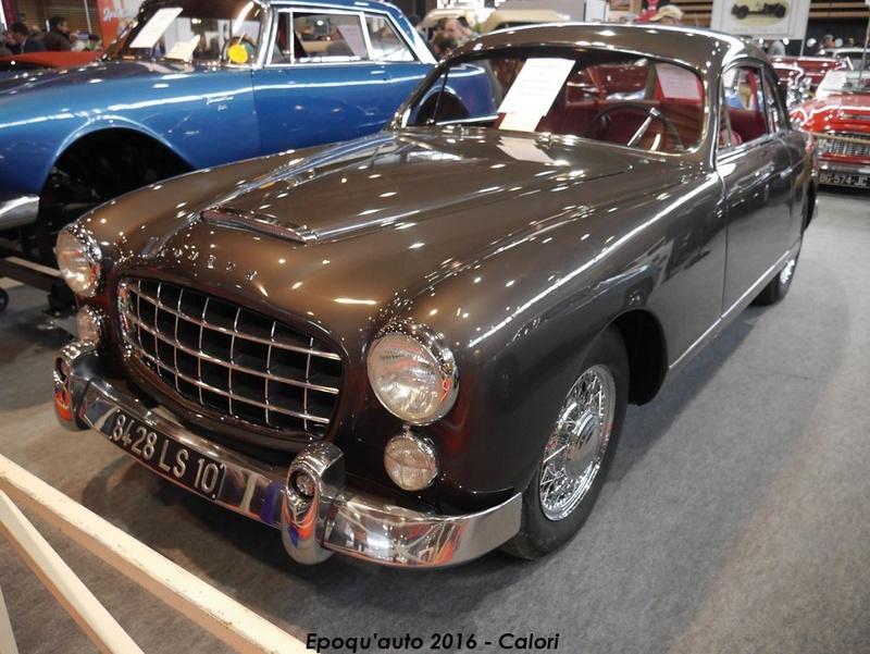 [69][4-5-6/11/2016] 38ème Salon International Epoqu'auto. - Page 2 P1020847