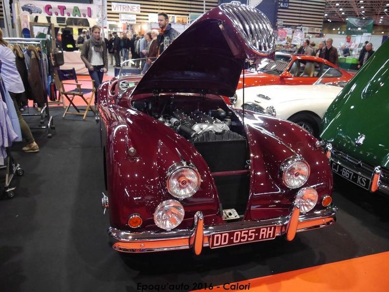 [69][4-5-6/11/2016] 38ème Salon International Epoqu'auto. - Page 2 P1020850