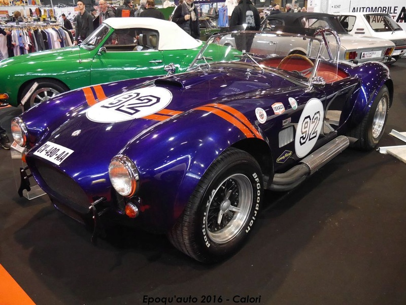 [69][4-5-6/11/2016] 38ème Salon International Epoqu'auto. - Page 2 P1020853