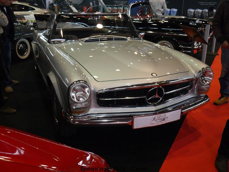 [69][4-5-6/11/2016] 38ème Salon International Epoqu'auto. - Page 2 P1020910