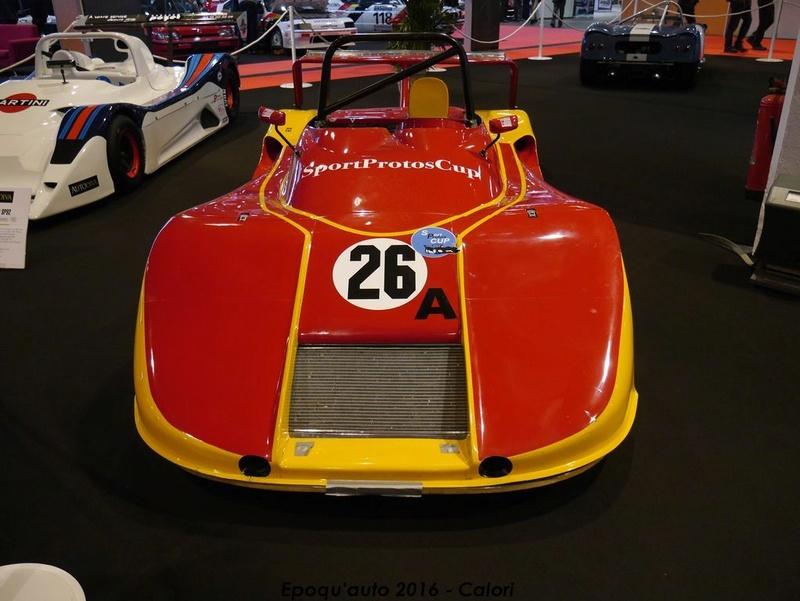 [69][4-5-6/11/2016] 38ème Salon International Epoqu'auto. - Page 2 P1020923