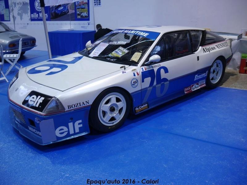 [69][4-5-6/11/2016] 38ème Salon International Epoqu'auto. - Page 3 P1020952
