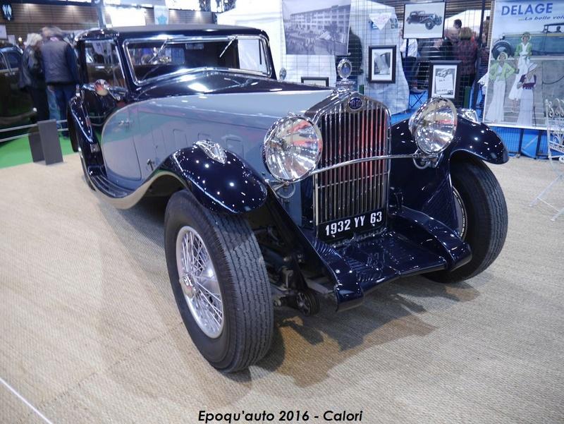 [69][4-5-6/11/2016] 38ème Salon International Epoqu'auto. - Page 3 P1020960