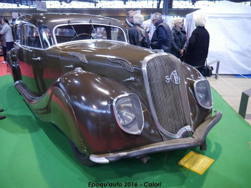 [69][4-5-6/11/2016] 38ème Salon International Epoqu'auto. - Page 3 P1020965