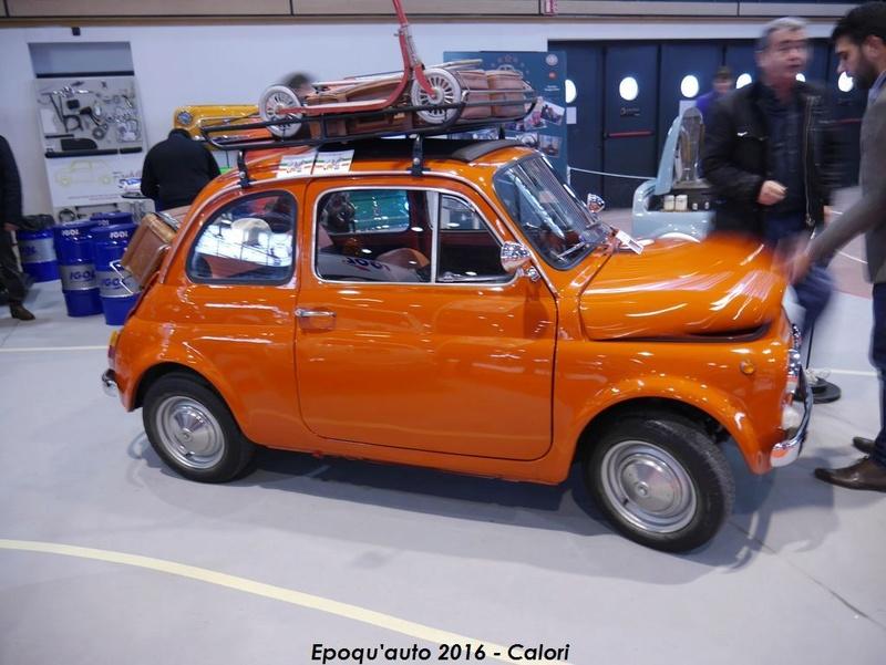 [69][4-5-6/11/2016] 38ème Salon International Epoqu'auto. - Page 3 P1020978