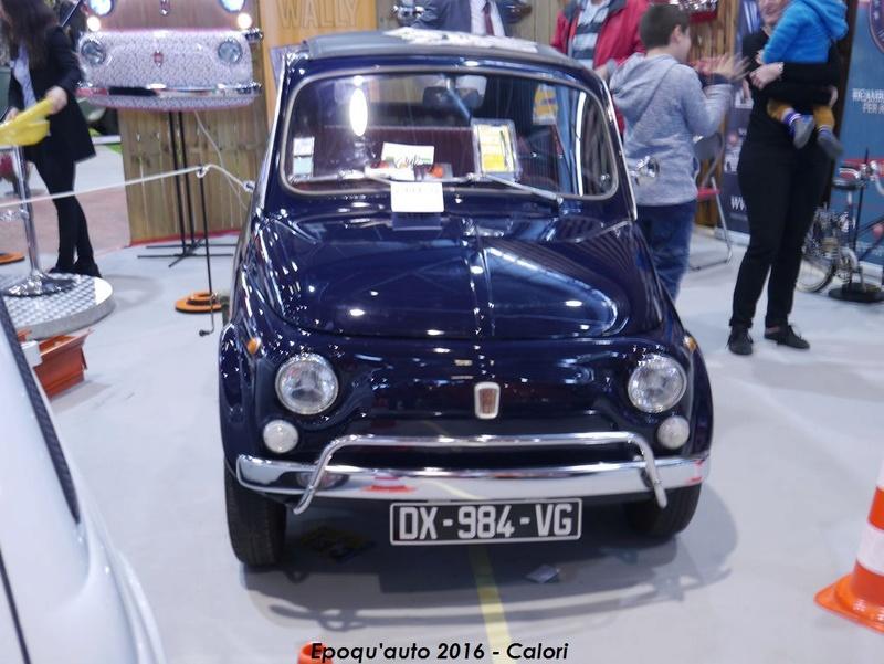 [69][4-5-6/11/2016] 38ème Salon International Epoqu'auto. - Page 3 P1020981
