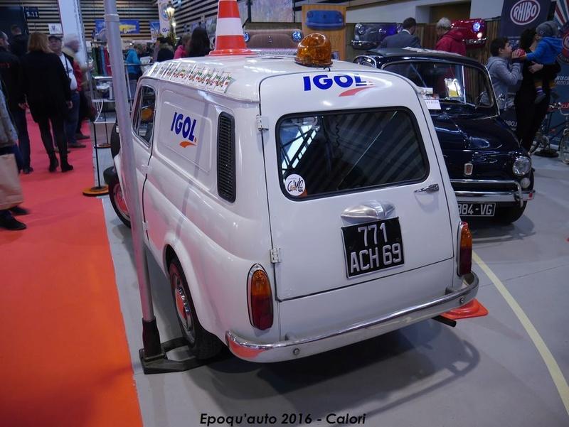 [69][4-5-6/11/2016] 38ème Salon International Epoqu'auto. - Page 3 P1020982