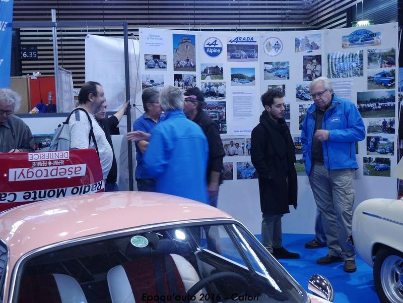 [69][4-5-6/11/2016] 38ème Salon International Epoqu'auto. - Page 3 P1020987