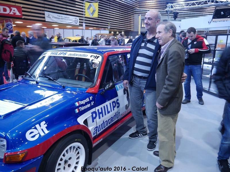 [69][4-5-6/11/2016] 38ème Salon International Epoqu'auto. - Page 3 P1020991