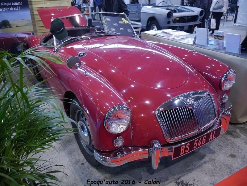 [69][4-5-6/11/2016] 38ème Salon International Epoqu'auto. - Page 4 P1030029
