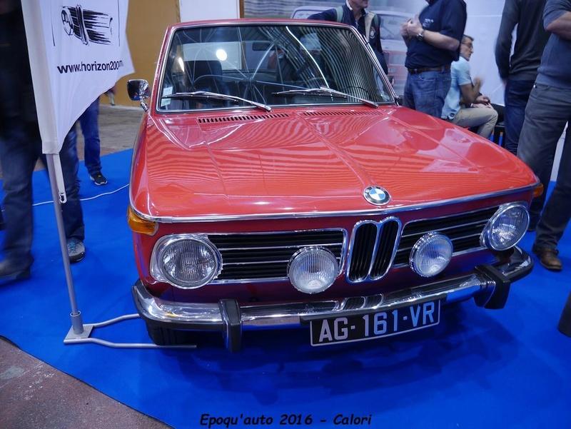 [69][4-5-6/11/2016] 38ème Salon International Epoqu'auto. - Page 4 P1030033