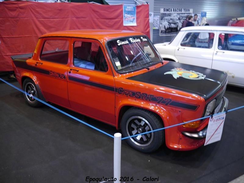 [69][4-5-6/11/2016] 38ème Salon International Epoqu'auto. - Page 4 P1030046