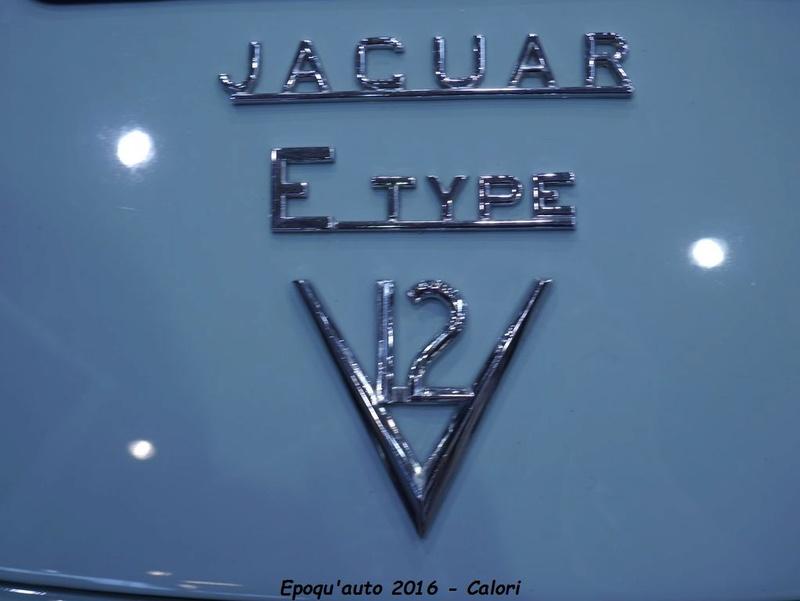 [69][4-5-6/11/2016] 38ème Salon International Epoqu'auto. - Page 4 P1030071