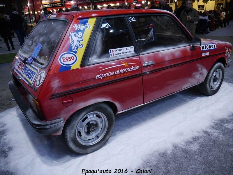 [69][4-5-6/11/2016] 38ème Salon International Epoqu'auto. - Page 4 P1030079