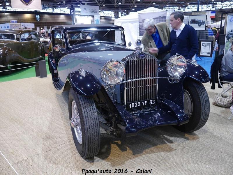 [69][4-5-6/11/2016] 38ème Salon International Epoqu'auto. - Page 5 P1030124