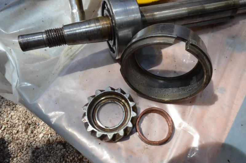 démontage tambour frein de boîte Datail11