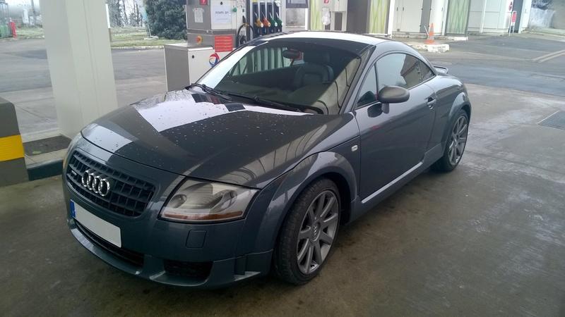 AUDI TT V6 DSG Dolomite grey 2005 Wp_20110