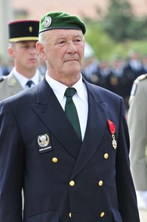 Décès du Colonel (ER) Lucien Thomas 10933410