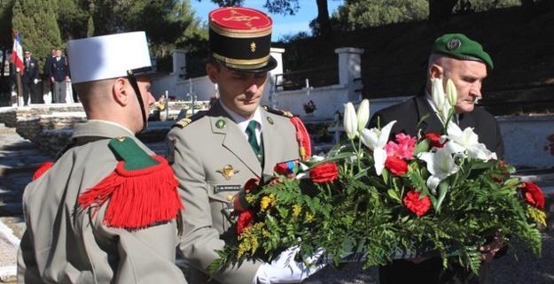 Le 2e REP de Calvi commémore la tragédie du Mont Garbi  11103510