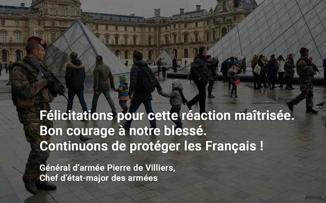 les paras de sentinelle agressés au Louvre 16486910