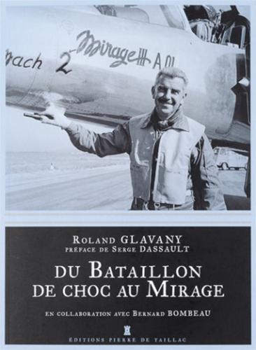 Décès du général Roland Glavany, Ancien du Bataillon de Choc et pilote d'essai du Mirage III  39288410