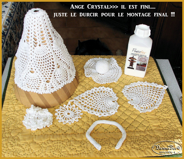 L'Ange Crystal pour Noël  Ange_c10
