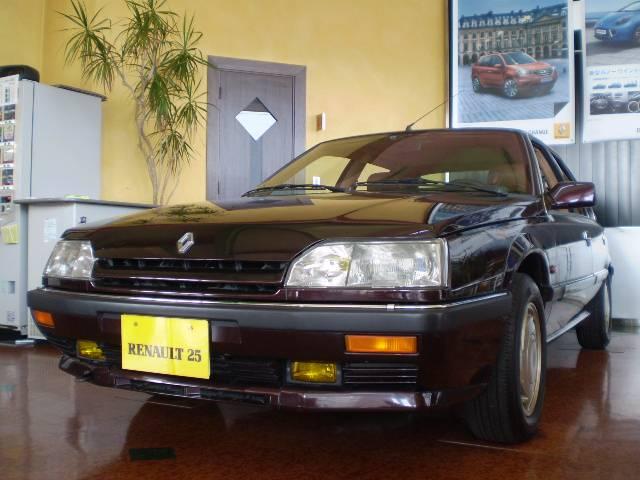 Renault 25 V6i Baccara au Japon  Img_5331