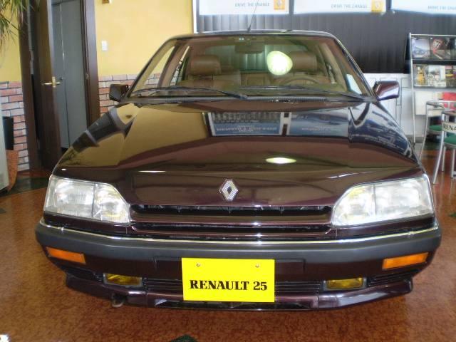 Renault 25 V6i Baccara au Japon  Img_5333