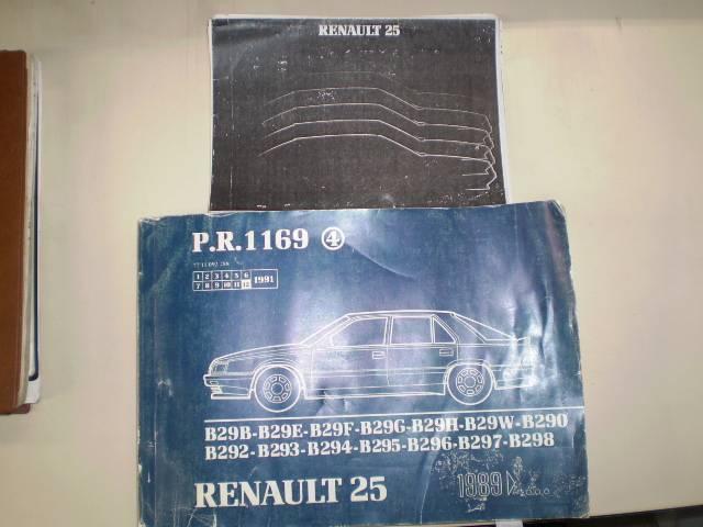 Renault 25 V6i Baccara au Japon  Img_5348