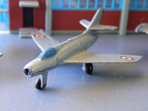 Dinky Toys GAMD Mystère IV et BAC Lightning Dscn9826