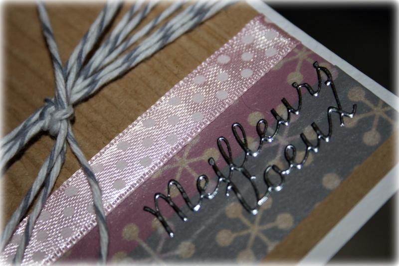 Carte de voeux rose et gris Img_0713