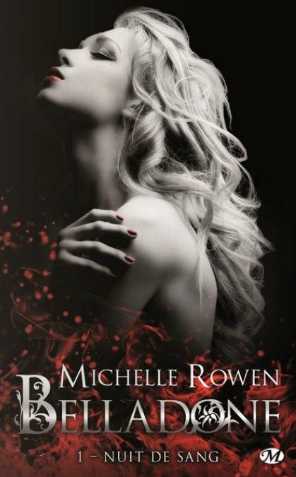 Belladone - Michelle Rowen (série) 83586310