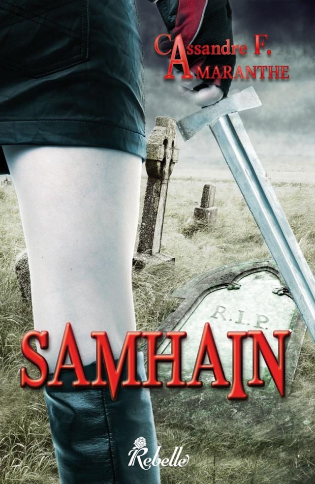 La Phophétie, Aliénor McKanaghan - Cassandre Amaranthe Samhai10
